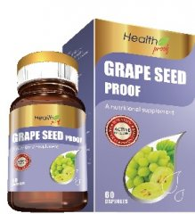 葡萄籽精華 Grape Seed Proof